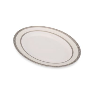 Mikasa® Italian Countryside Platinum 14-Inch Oval Platter