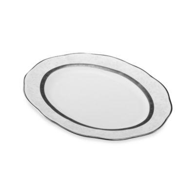Mikasa® Vintage Lace Oval Platter
