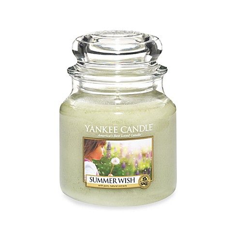 Yankee Candle® Summer Wish™ Medium Classic Candle Jar