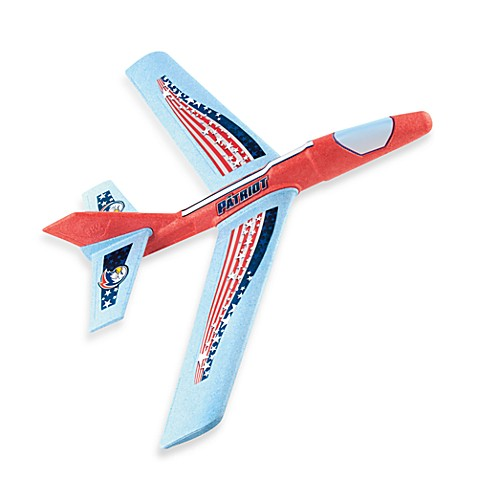 Sky Riders 36-Inch Patriot Foam Glider