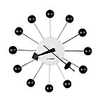 Howard Miller 14-Inch Ball Wall Clock