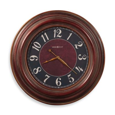 Howard Miller McClure Gallery Wall Clock
