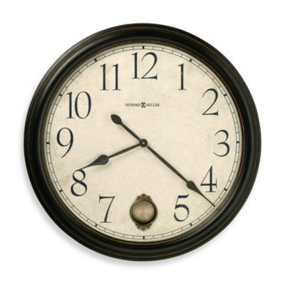 Howard Miller Glenwood Falls 36-Inch Gallery Wall Clock