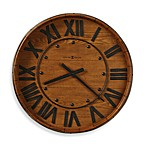 Howard Miller Wine Barrel Gallery Wall Clock