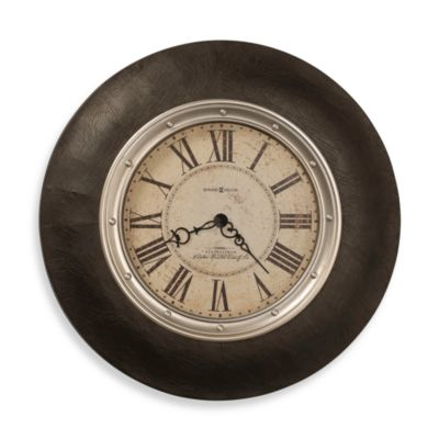 Howard Miller Allen Park Gallery 32-Inch Wall Clock