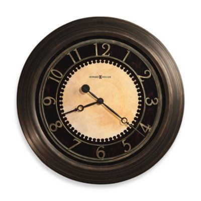 Howard Miller Chadwick Gallery 25-Inch Wall Clock