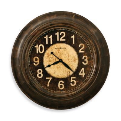 Howard Miller Bozeman 34-Inch Gallery Wall Clock