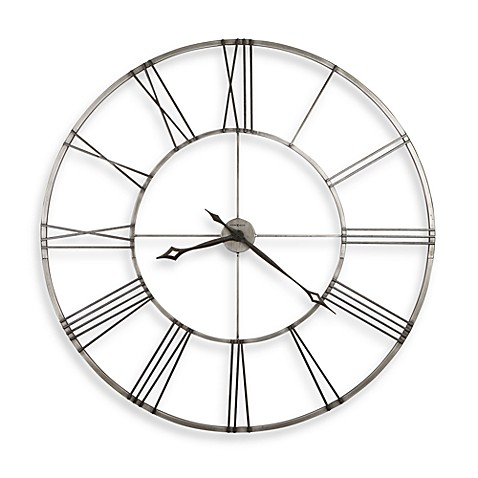 Howard Miller Stockton Gallery Wall Clock