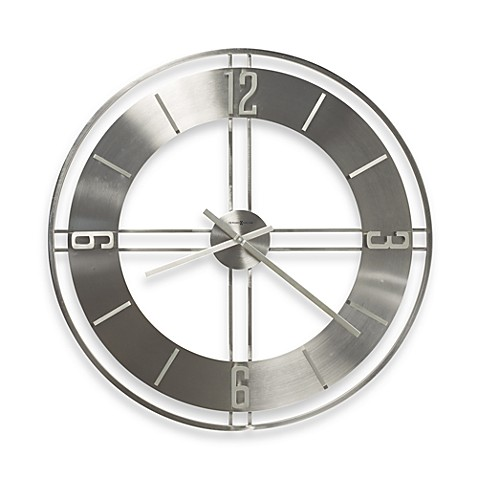 Howard Miller Stapleton Gallery Wall Clock Www Bedbathandbeyond Com