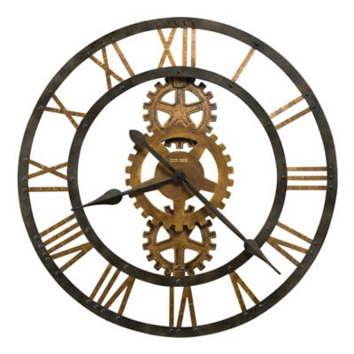 Howard Miller Crosby Gallery 30-Inch Wall Clock