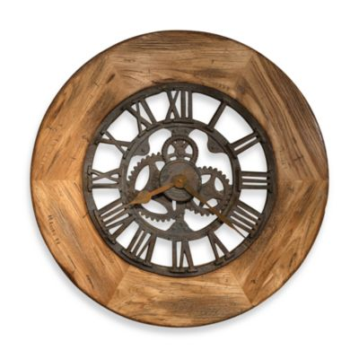 Howard Miller Georgian Gallery 33-Inch Wall Clock