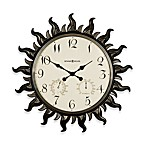 Howard Miller Sunburst Indoor/Outdoor Clock