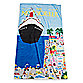 Conde Nast Cruise Ship 40-Inch x 70-Inch Beach Towel