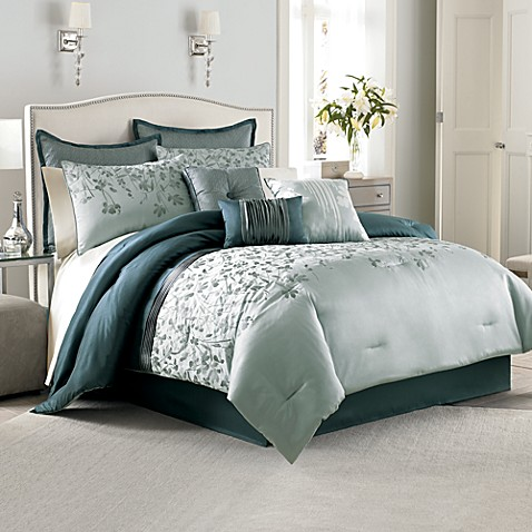 Manor Hill® Prelude 8-Piece Complete Comforter Set