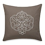 Peacock Alley Braga Medallion Square Toss Pillow