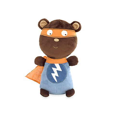 CoCaLo® Super Hero Pals Plush Bear
