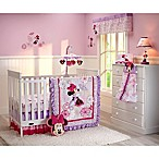 kidsline Butterfly Dreams 4-Piece Crib Bedding Set