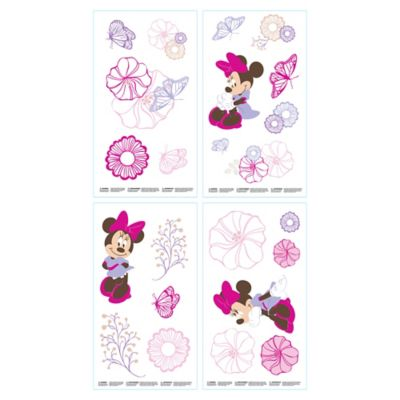 Disney Baby Butterfly Dreams Wall Decals