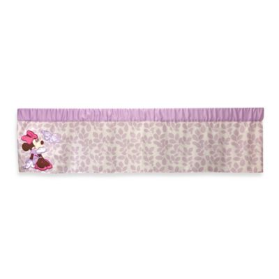 Disney Baby Butterfly Dreams Window Valance