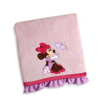 Disney Baby Butterfly Dreams Boa Blanket