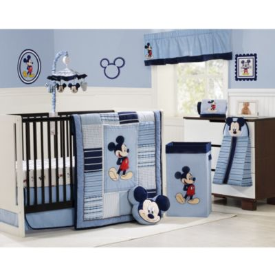 kidsline Classically Cute 4-Piece Crib Bedding Set
