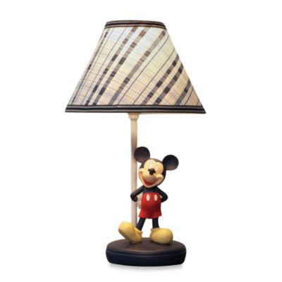 kidsline Classically Cute Lamp & Shade