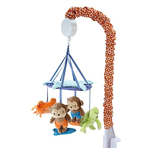 Carter's® Laguna Monkey Musical Mobile