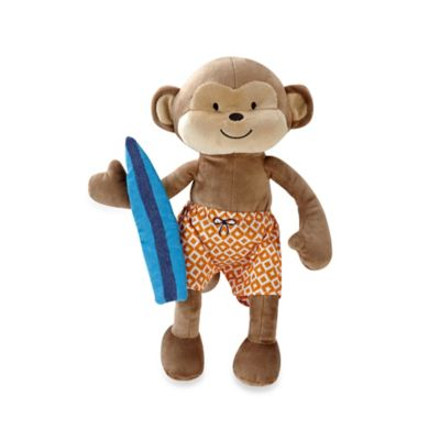 Carter's® Laguna Monkey Plush