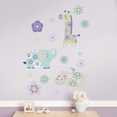 Garden Wall Decals