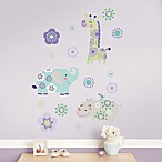 Carter's® Zoo Garden Wall Decals