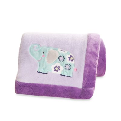 Carter's® Zoo Garden Blanket