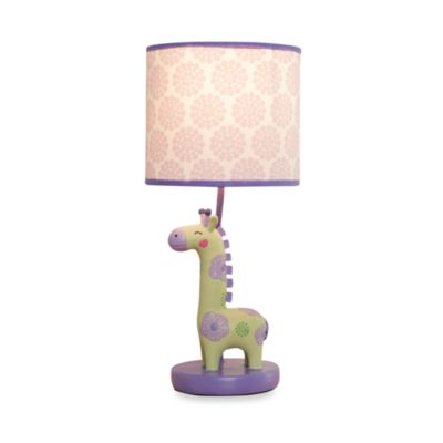 Carter's® Zoo Garden Lamp Base and Shade