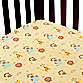 kidsline™ Safari Party Fitted Sheet
