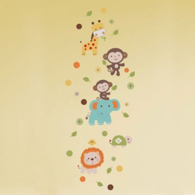 kidsline™ Safari Party Wall Decals