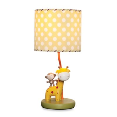 kidsline™ Safari Party Lamp & Shade