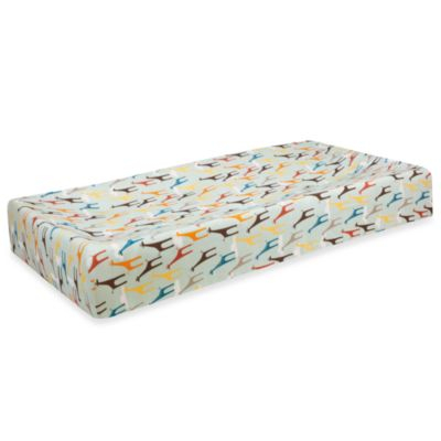 SKIP*HOP® Giraffe Safari Changing Pad Cover