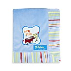 Trend Lab® Dr. Seuss™ One Fish Two Fish Embroidered Framed Receiving Blanket