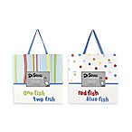 Dr. Seuss™ by Trend Lab® One Fish Two Fish Frame (Set of 2)