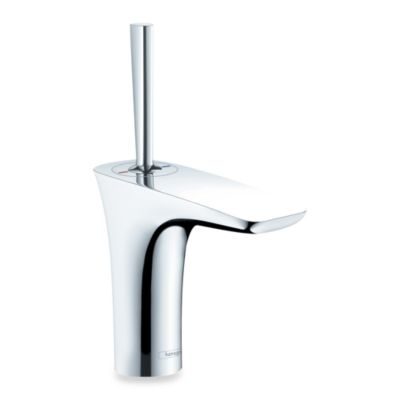 Hansgrohe 1-Handle 9-Inch PuraVida Single Hole Bathroom Faucet in Chrome