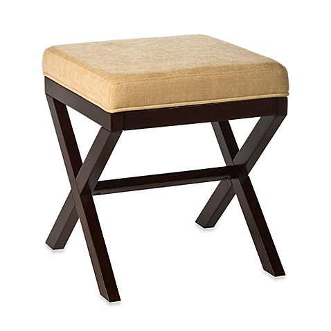 Buy Hillsdale Hampton Kidney Shape Vanity Stool from Bed Bath & Beyond