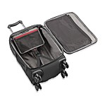 Victorinox® Werks Traveler™ Black 20-Inch Expandable Wheeled Carry-On