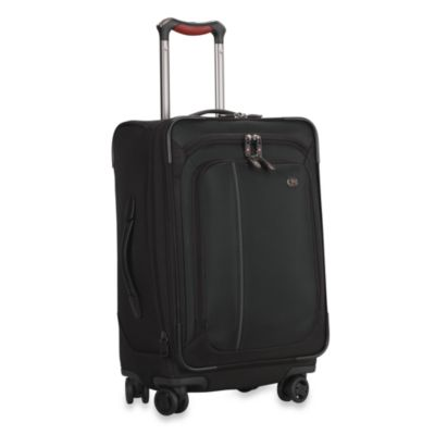 Victorinox® Werks Traveler™ Black 22-Inch Expandable Wheeled Carry-On