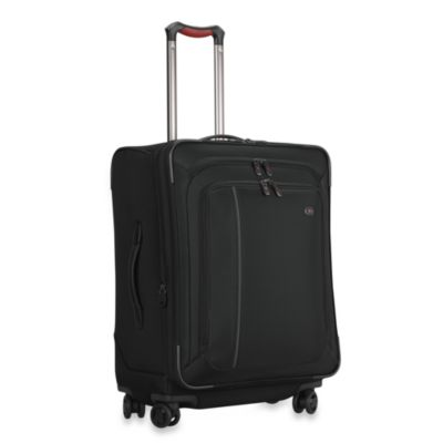 Victorinox® Werks Traveler™ Black 24-Inch Expandable Wheeled Carry-On