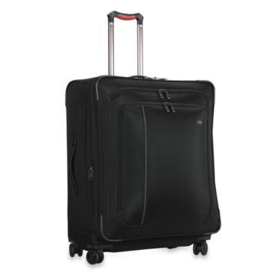 Victorinox® Werks Traveler™ Black 27-Inch Expandable Wheeled Case