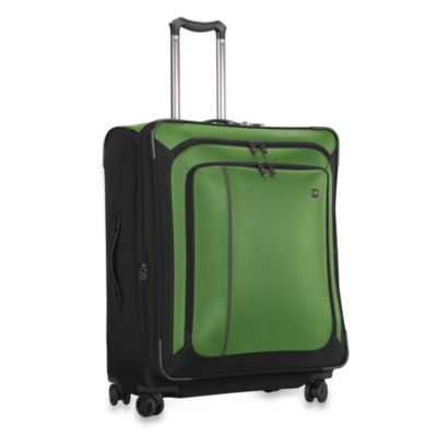 Victorinox® Werks Traveler™ Green 27-Inch Expandable Wheeled Case