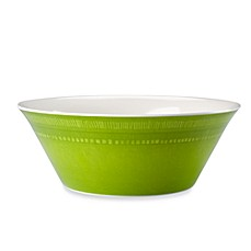 Reactive 10.5-Inch Large Bowl in Green