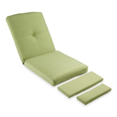 Lime Recliner Cushion