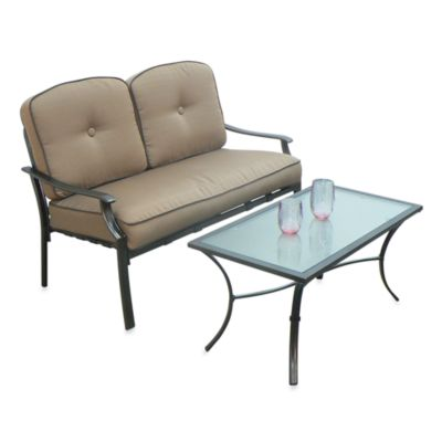 2-Piece Deep Seating Set