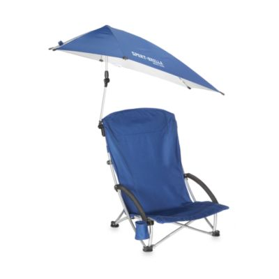 Sport-Brella™ Beach Chair in Blue