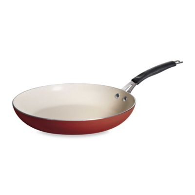 Tramontina® Style Simple Cooking 12-Inch Fry Pan in Spice Red